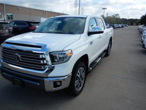 Orr Toyota Searcy >> 2010 Toyota Tundra TRD Rock Warrior CrewMax 4x4 in Super White photo #2 - 121985 | Truck N' Sale