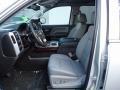 GMC Sierra 1500 SLT Crew Cab 4WD White Frost Tricoat photo #6