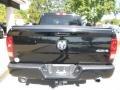 Dodge Ram 1500 ST Quad Cab 4x4 Black photo #7