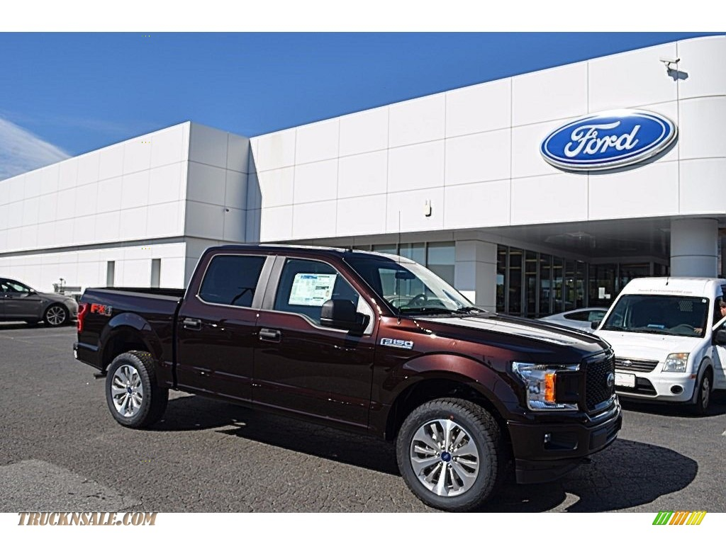 2018 ford f150 xlt supercrew 4x4 in magma red a68927 truck n 39 sale. Black Bedroom Furniture Sets. Home Design Ideas