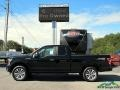Ford F150 XL SuperCab 4x4 Shadow Black photo #2