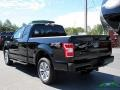 Ford F150 XL SuperCab 4x4 Shadow Black photo #3