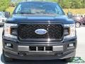 Ford F150 XL SuperCab 4x4 Shadow Black photo #4