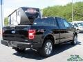 Ford F150 XL SuperCab 4x4 Shadow Black photo #6