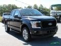 Ford F150 XL SuperCab 4x4 Shadow Black photo #8