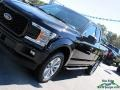 Ford F150 XL SuperCab 4x4 Shadow Black photo #24