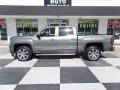 GMC Sierra 1500 Denali Crew Cab 4WD Mineral Metallic photo #1
