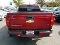 Chevrolet Colorado LT Crew Cab 4x4 Cajun Red Tintcoat photo #5
