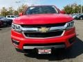 Chevrolet Colorado WT Extended Cab 4x4 Red Hot photo #2