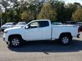 Chevrolet Colorado WT Extended Cab 4x4 Summit White photo #3