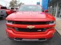 Chevrolet Silverado 1500 LT Crew Cab 4x4 Red Hot photo #7