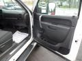 Chevrolet Silverado 2500HD LT Crew Cab 4x4 Summit White photo #40