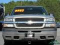 Chevrolet Silverado 1500 LS Extended Cab Silver Birch Metallic photo #4