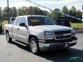 Chevrolet Silverado 1500 LS Extended Cab Silver Birch Metallic photo #8