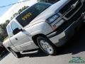 Chevrolet Silverado 1500 LS Extended Cab Silver Birch Metallic photo #28