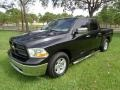 Dodge Ram 1500 ST Crew Cab Brilliant Black Crystal Pearl photo #14