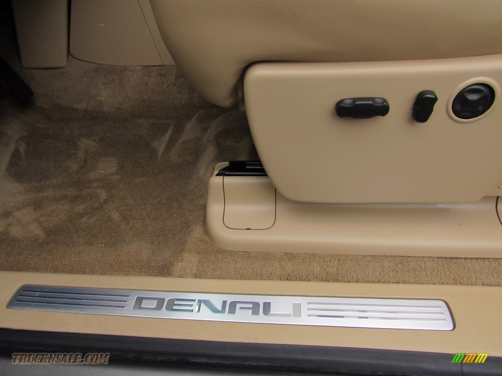 2013 Sierra 3500HD Denali Crew Cab 4x4 Dually - Steel Gray Metallic / Cocoa/Light Cashmere photo #13