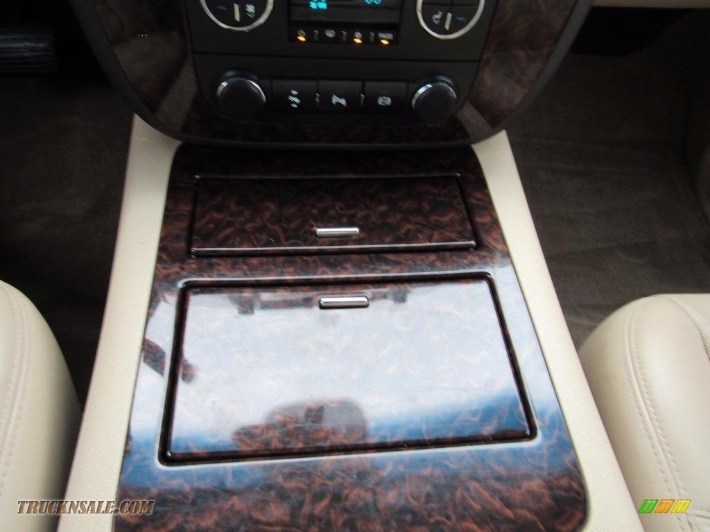 2013 Sierra 3500HD Denali Crew Cab 4x4 Dually - Steel Gray Metallic / Cocoa/Light Cashmere photo #25