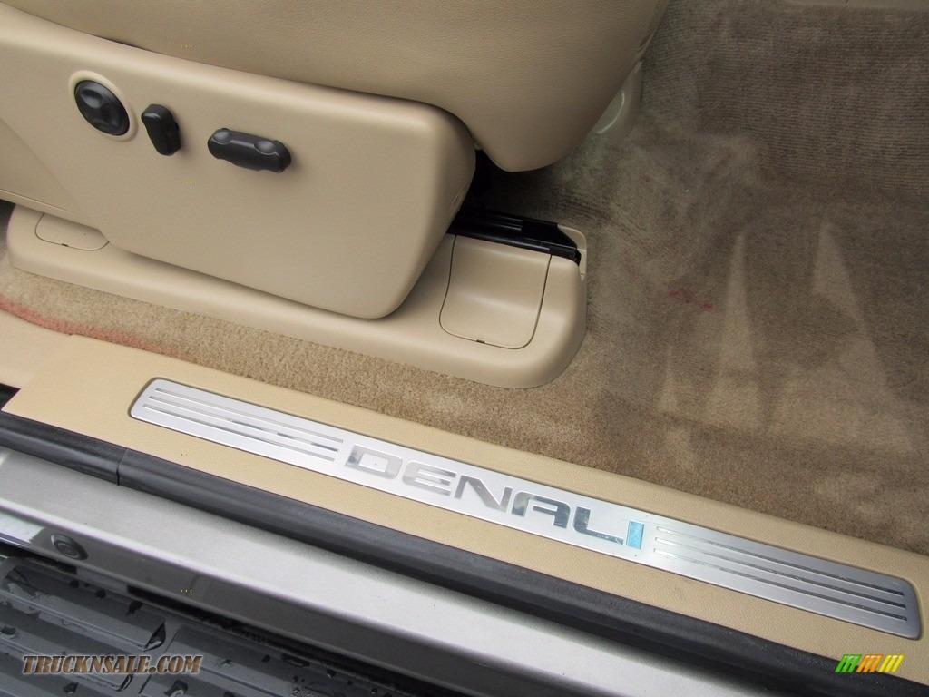 2013 Sierra 3500HD Denali Crew Cab 4x4 Dually - Steel Gray Metallic / Cocoa/Light Cashmere photo #43