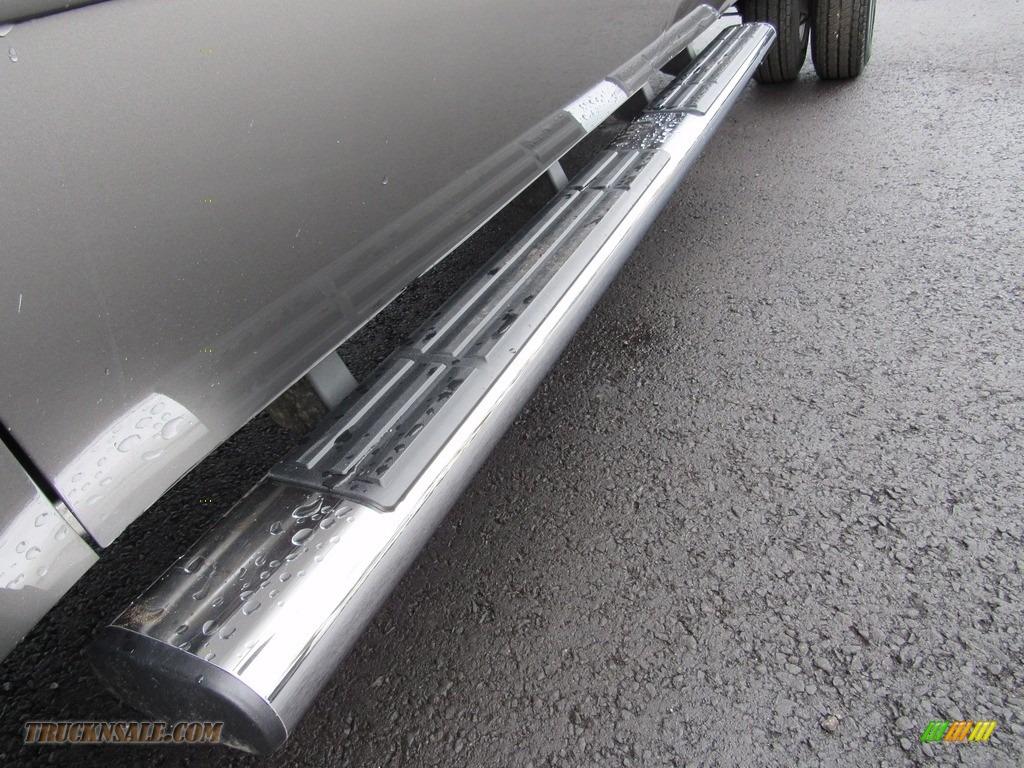 2013 Sierra 3500HD Denali Crew Cab 4x4 Dually - Steel Gray Metallic / Cocoa/Light Cashmere photo #74