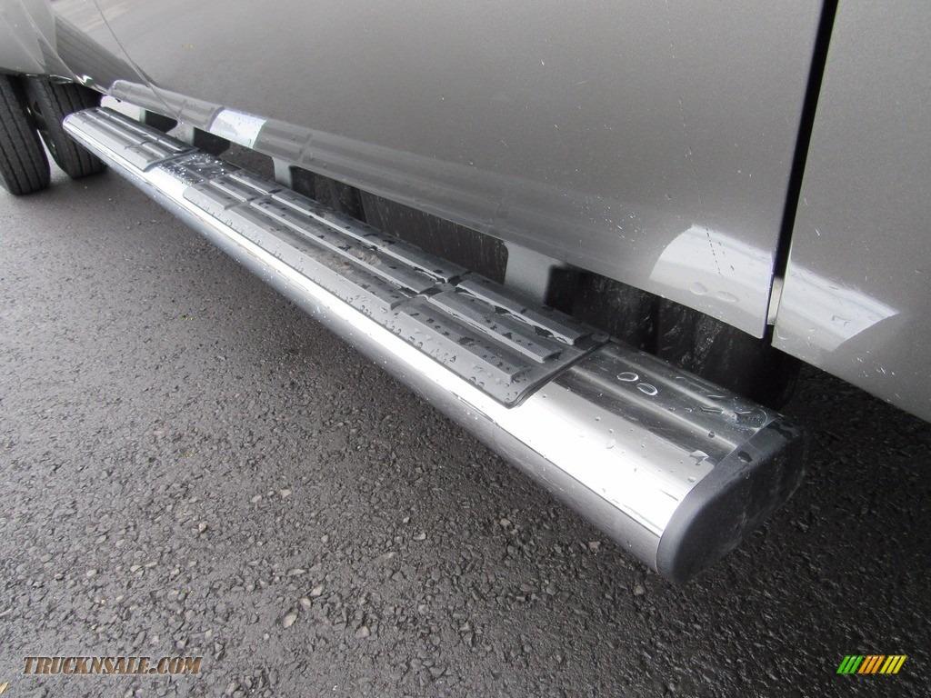2013 Sierra 3500HD Denali Crew Cab 4x4 Dually - Steel Gray Metallic / Cocoa/Light Cashmere photo #75