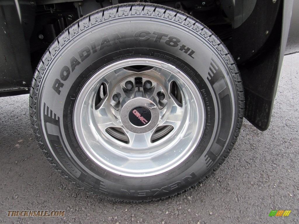 2013 Sierra 3500HD Denali Crew Cab 4x4 Dually - Steel Gray Metallic / Cocoa/Light Cashmere photo #82