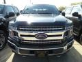 Ford F150 XLT SuperCrew 4x4 Shadow Black photo #2