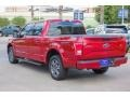 Ford F150 XLT SuperCrew Ruby Red photo #5