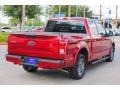 Ford F150 XLT SuperCrew Ruby Red photo #7