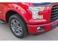 Ford F150 XLT SuperCrew Ruby Red photo #10
