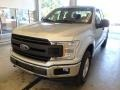 Ford F150 XL SuperCab 4x4 Ingot Silver photo #4