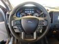 Ford F150 XL SuperCab 4x4 Ingot Silver photo #14