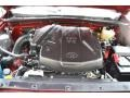 Toyota Tacoma V6 Double Cab 4x4 Barcelona Red Metallic photo #27