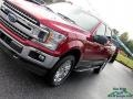 Ford F150 XLT SuperCrew 4x4 Ruby Red photo #35