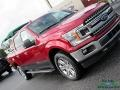 Ford F150 XLT SuperCrew 4x4 Ruby Red photo #36