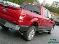 Ford F150 XLT SuperCrew 4x4 Ruby Red photo #37