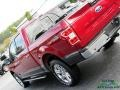 Ford F150 XLT SuperCrew 4x4 Ruby Red photo #38