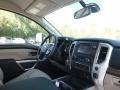 Nissan Titan SL Crew Cab 4x4 Magnetic Black photo #11