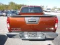 Nissan Frontier SV Crew Cab 4x4 Forged Copper photo #5