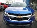 Chevrolet Colorado LT Crew Cab 4x4 Kinetic Blue Metallic photo #8