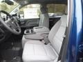Chevrolet Silverado 2500HD Work Truck Crew Cab 4x4 Deep Ocean Blue Metallic photo #15