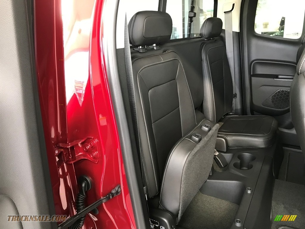 2018 Colorado LT Extended Cab - Cajun Red Tintcoat / Jet Black photo #8
