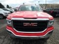GMC Sierra 1500 Regular Cab 4WD Cardinal Red photo #2