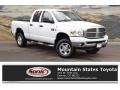 Dodge Ram 2500 SLT Quad Cab 4x4 Bright White photo #1