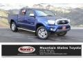 Toyota Tacoma V6 Double Cab 4x4 Blue Ribbon Metallic photo #1