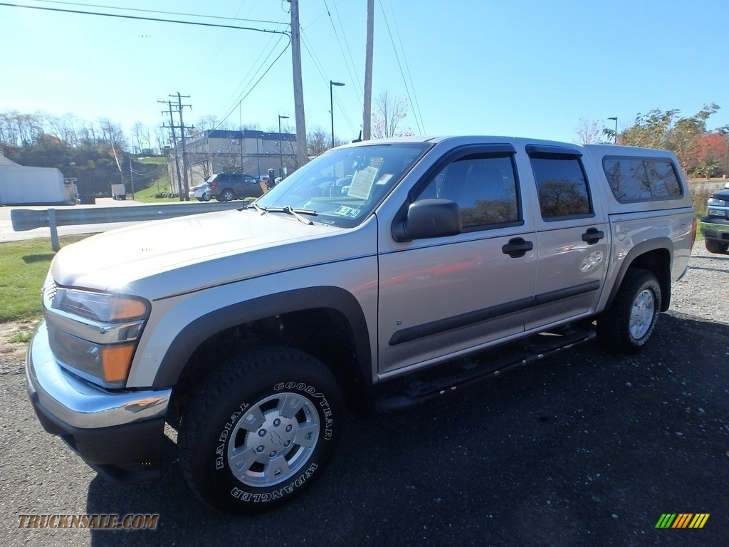 Silver Birch Metallic / Ebony Chevrolet Colorado LT Crew Cab 4x4