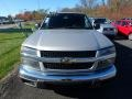 Chevrolet Colorado LT Crew Cab 4x4 Silver Birch Metallic photo #6