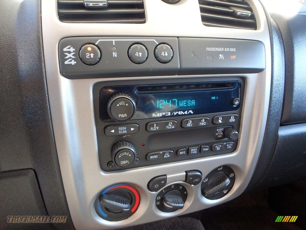 2008 Colorado LT Crew Cab 4x4 - Silver Birch Metallic / Ebony photo #13