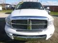 Dodge Ram 3500 Laramie Mega Cab 4x4 Dually Bright White photo #8