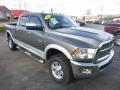 Dodge Ram 2500 HD Laramie Crew Cab 4x4 Mineral Gray Metallic photo #6